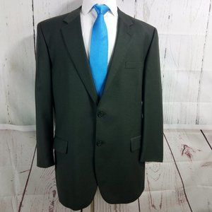 Jos A Bank 1905 Dark Green Suit Blazer Sport Coat
